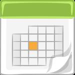 calendário da Tropa Escoteira Épsilon