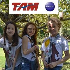 TAM dá desconto para membro da UEB e mais 8 acompanhantes