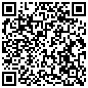 Código QR com a localização do ponto de encontro do 11/ES GEMar Ilah de Vitória