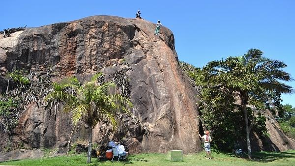 Pedra da Ilha do Boi