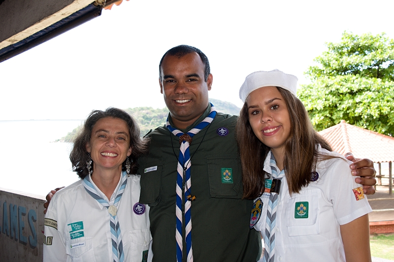 Staff do CTMAR