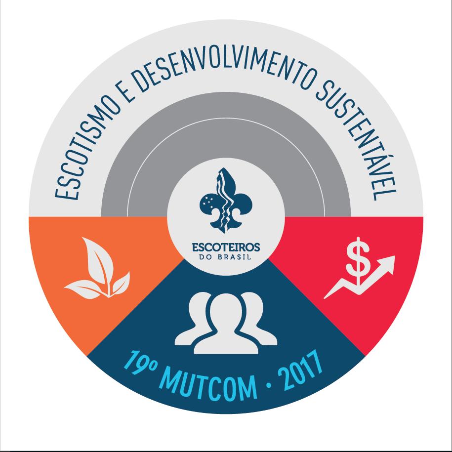 Distintivo MutCom 2017