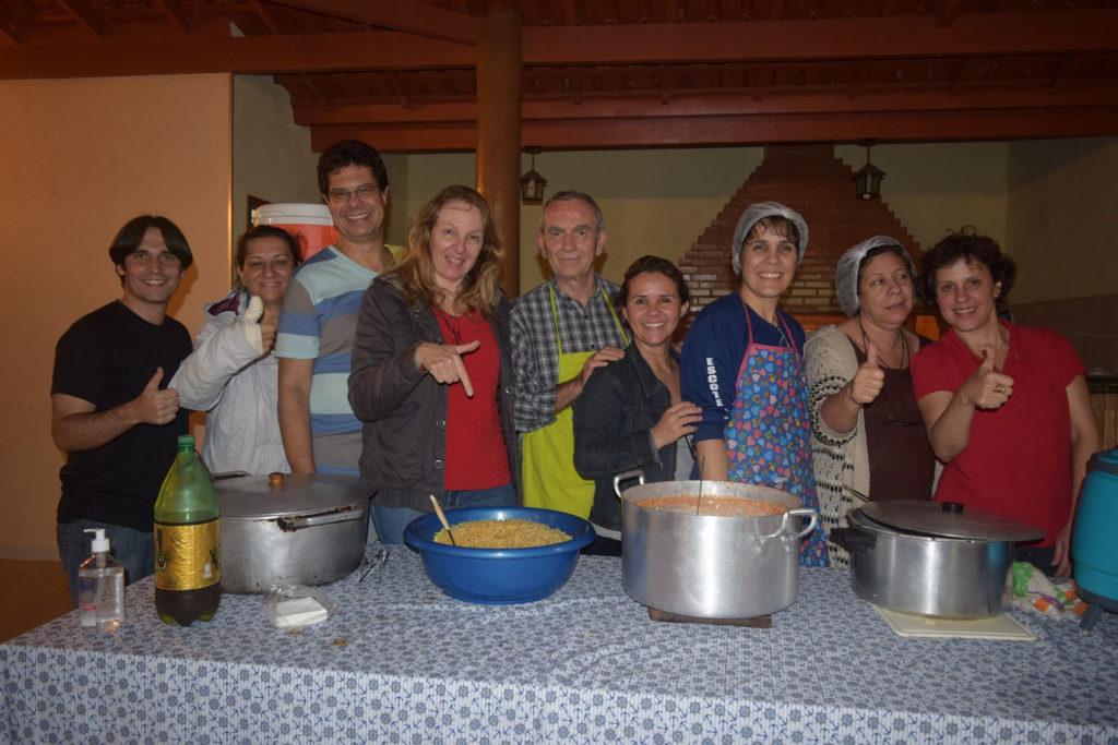 Equipe-Cozinha