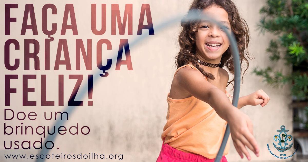 Campanha criança feliz