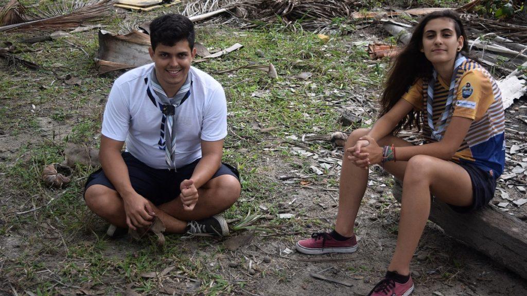 Hugo e Mariana