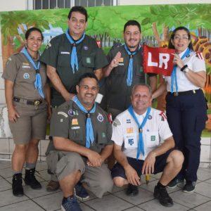 11º/ES Grupo Escoteiro do mar Ilha de Vitória