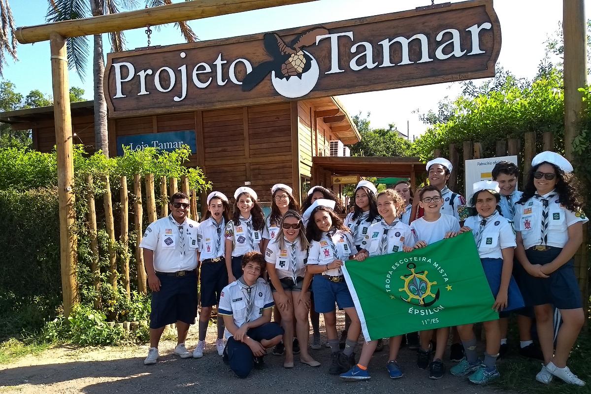 Museu TAMAR - Foto oficial